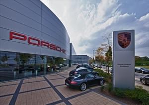Foto von Porsche Zentrum Düsseldorf