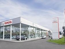 Foto von Toyota City Brussels