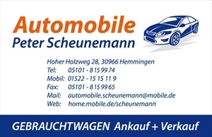Foto von Automobile Peter Scheunemann