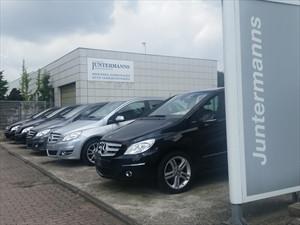 Foto von Mercedes Jahreswagen Juntermanns GBR