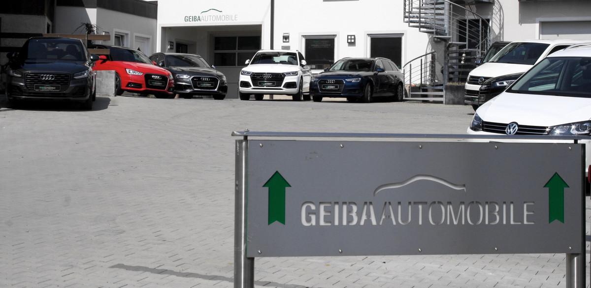 Foto von GEIBA Automobile GmbH & Co. KG