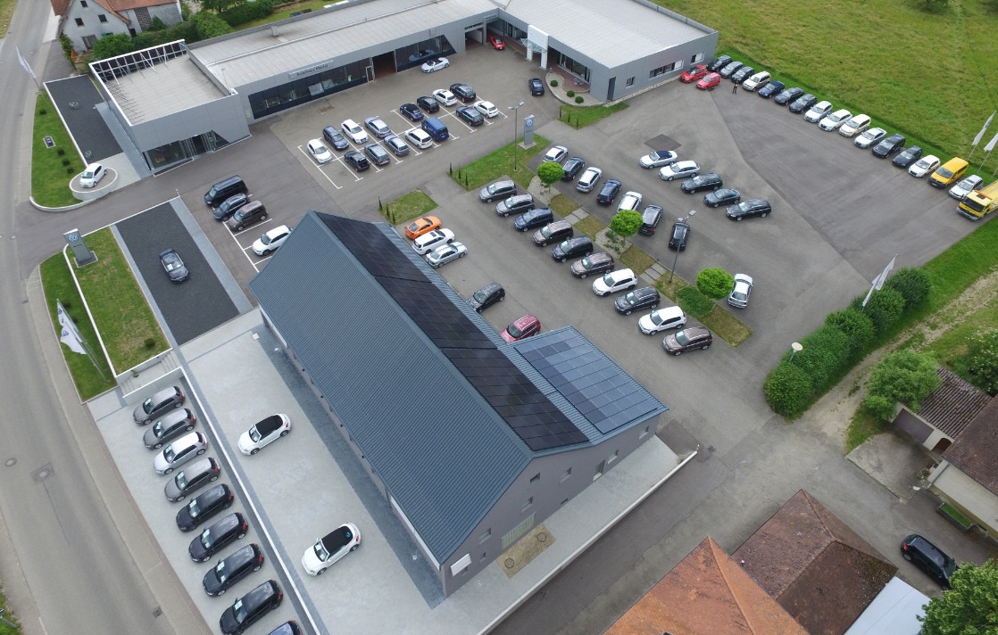 Foto Autohaus Otto Model GmbH & Co. KG