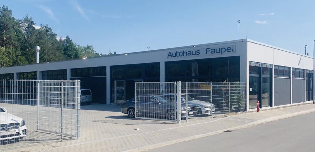 Foto von Autohaus Faupel