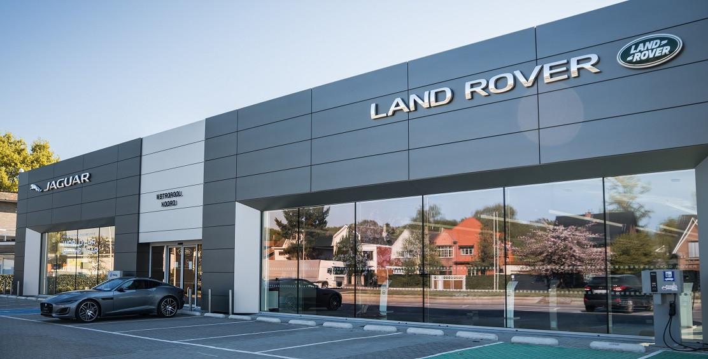Foto Jaguar Land Rover Metropool Noord