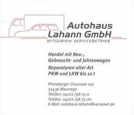 Foto von Autohaus Björn Lahann GmbH