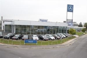 Pappas automobilvertriebs gmbh linz in linz autoscout24 for Gebrauchtwagen pappas