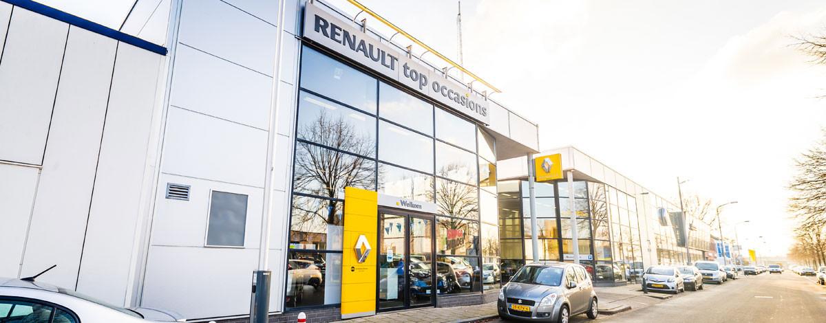 Foto von Zeeuw & Zeeuw Renault Den Haag Kerketuinen