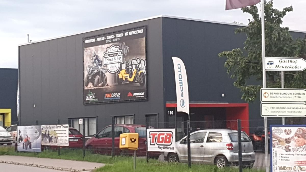 Foto von Trikes & Fun Pro Drive GmbH