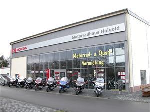 Foto von Motorradhaus Jörg Haigold