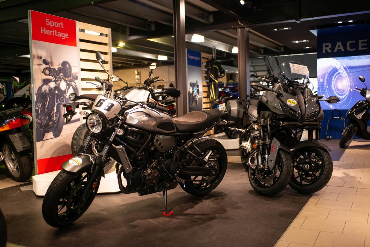 Foto von OK Motorräder