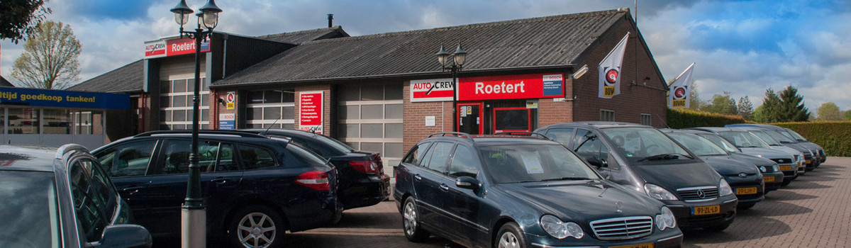 Fonkelnieuw Garage Roetert B.V. in LOENEN GLD | AutoScout24 CO-84