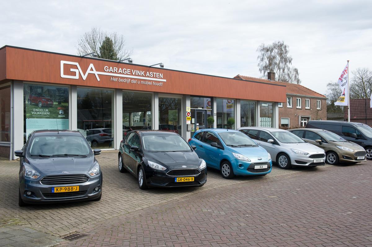 Foto GVA Garage Vink Asten