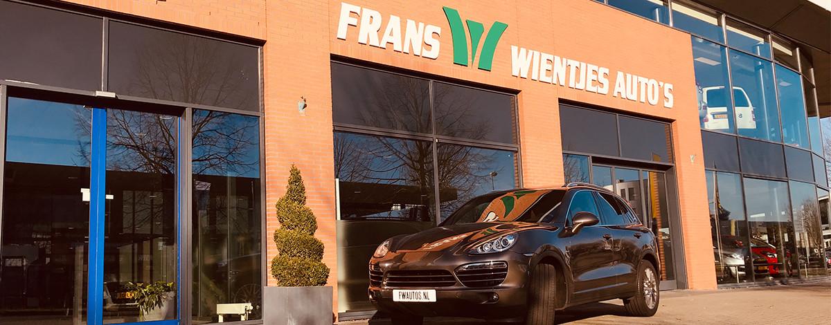 Foto Frans Wientjes Auto`s B.V.