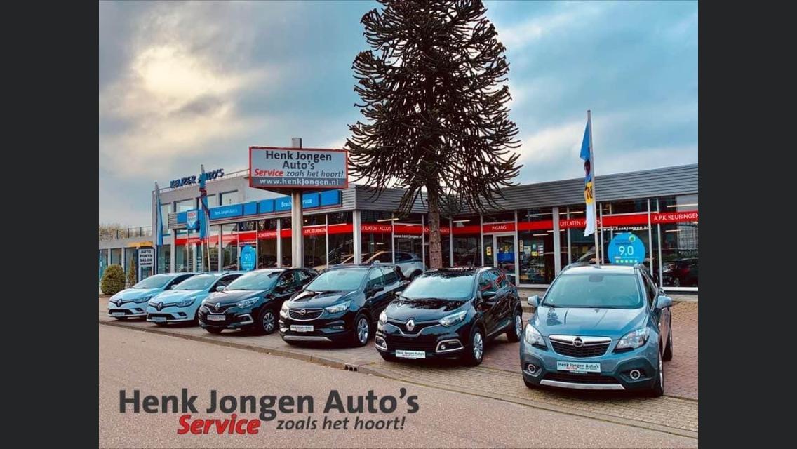 Foto Henk Jongen Auto`s V.O.F. Helmond