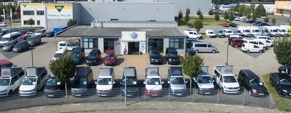 Foto von Volkswagen Tradeport Berlin