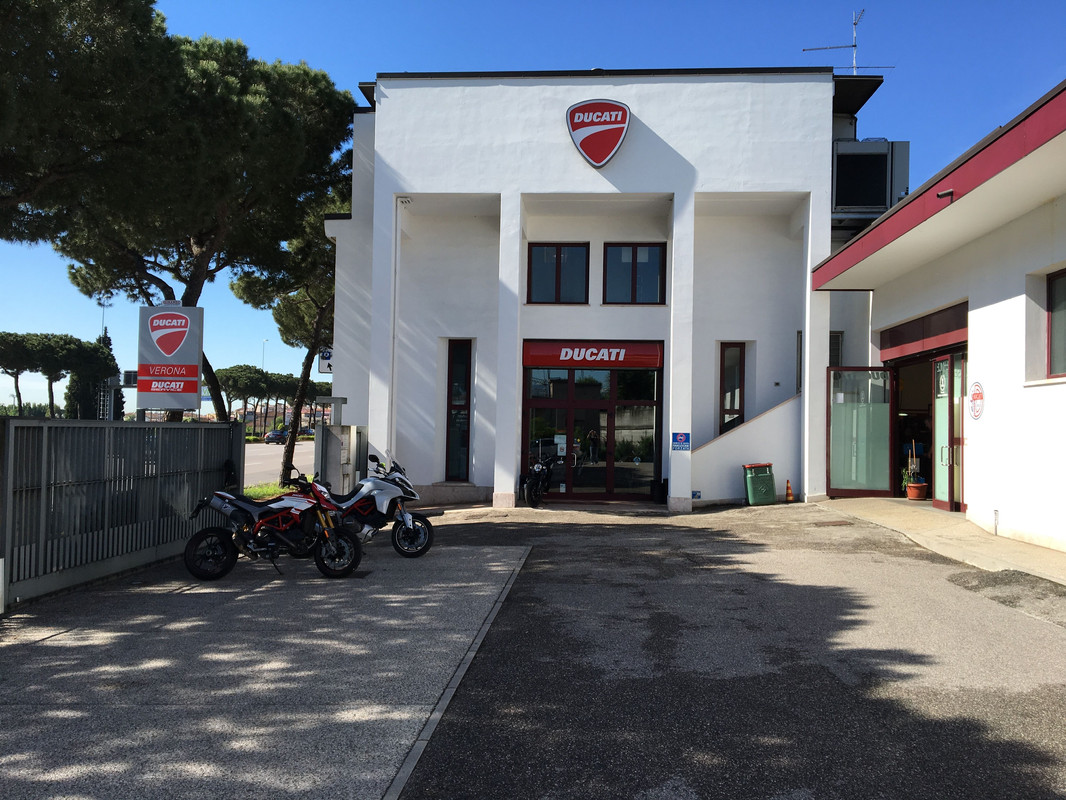 Foto di Ducati Verona Red Bike Srl