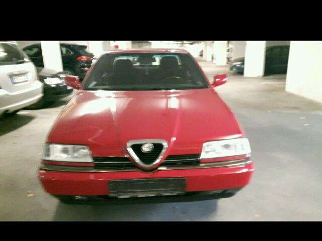 Alfa Romeo 164 2.0i Twin Spark cat Super L