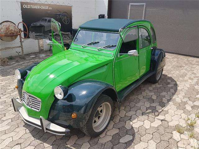 "Citroen 2CV  6 Club ""Arndt Tuning"""