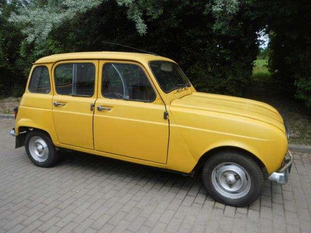 Renault R 4