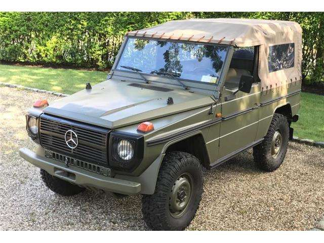 Mercedes-Benz G 240 GD