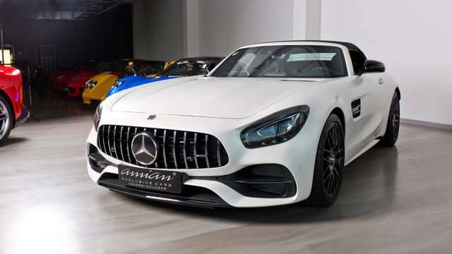 Mercedes-Benz AMG GT -C Roadster Limited Edition 50 ( 1 of 500 )