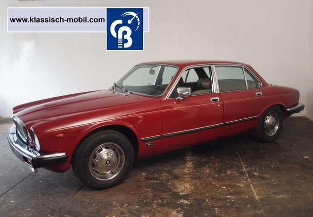 Jaguar XJ 6, frühe Serie III, sehr guter Zustand, Klima !