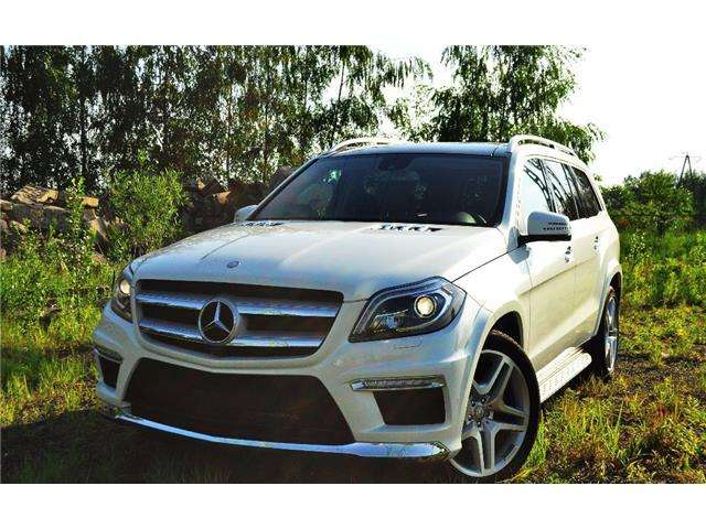 Mercedes-Benz GL 500 4Matic (BlueEFFICIENCY) 7G-TRONIC
