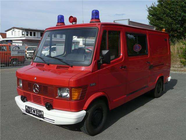 Mercedes-Benz Sprinter 310 Langversion * 1.Hand * nur 33 tkm *