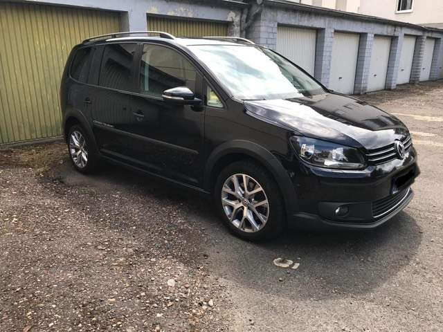 Volkswagen Cross Touran 1.4 TSI DSG