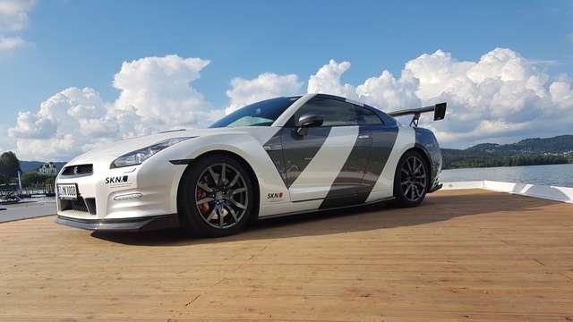 Nissan GT-R - SKN Tuning - Black Edition