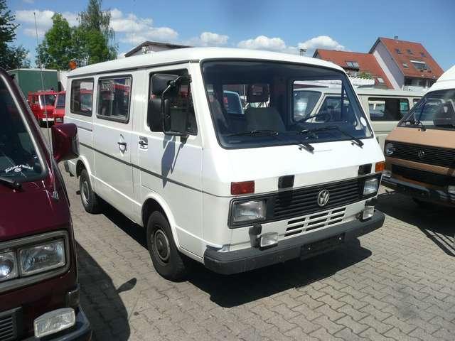 Volkswagen LT LT 28 G-Kat * 1. Hand * 9-Sitzer * Servolenkung *