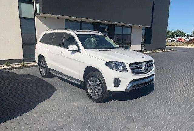Mercedes-Benz GLS 400 4Matic 9G-TRONIC