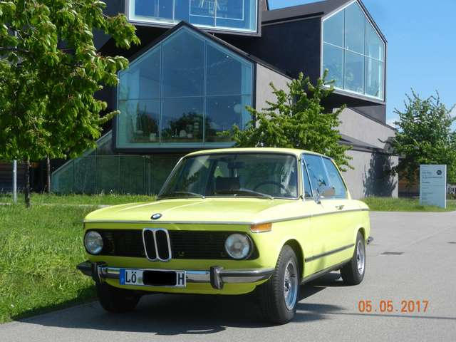 BMW 2002 tii LUXUS