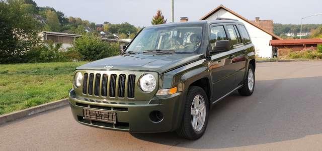 Jeep Patriot 2.0 CRD DPF Limited,VW Motor,2.Hd, Tüv Neu,Sche