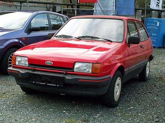 Ford Fiesta Festival           H-Kennzeichen möglich