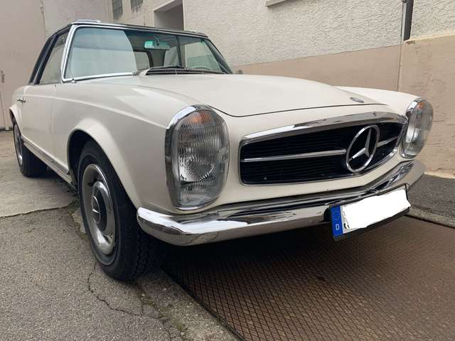 Mercedes-Benz SL 230 Modell W113 Pagode