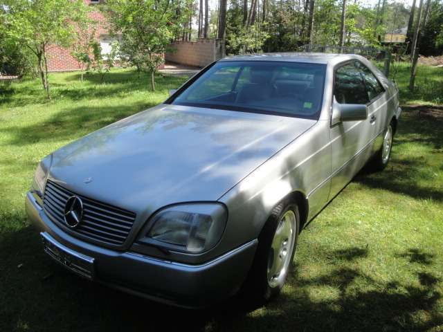 Mercedes-Benz CL 500 W 140 C