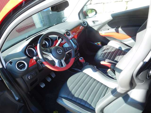 Opel Adam 1.4 Turbo Rocks S Recaro Faltdach