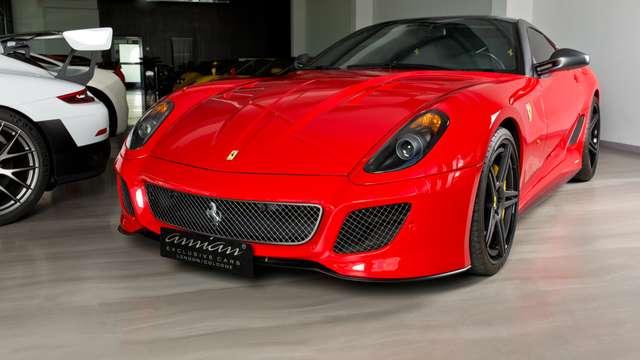 Ferrari 599 GTO F1