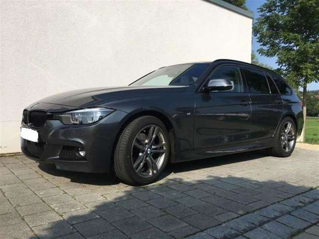 BMW 320 3er Touring Edition M Sport Shadow