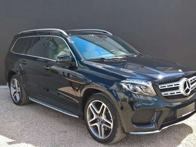 Mercedes-Benz GLS 350 d 4Matic 9G-TRONIC Grand Edition AMG DVD