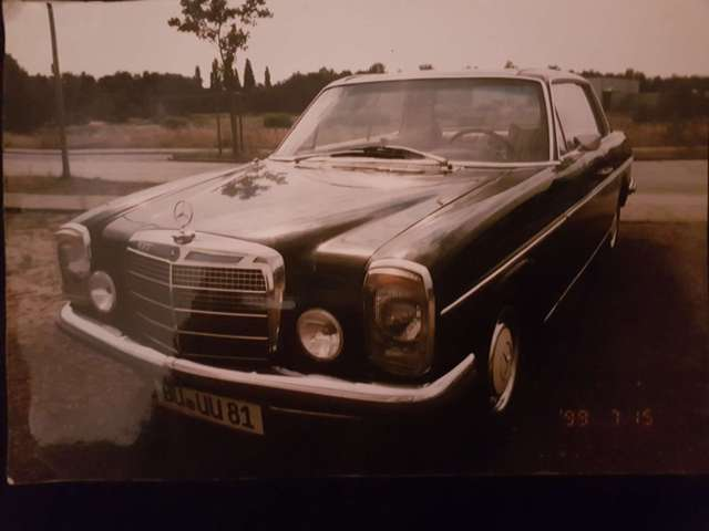 Mercedes-Benz 250 250/8 Coupe