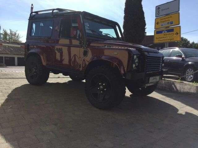 """Land Rover Defender 90 SE """"Einzelstück*>200PS"""