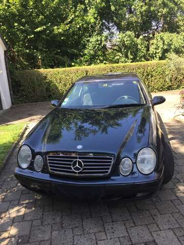 Mercedes-Benz CLK 200 Coupe  Sport