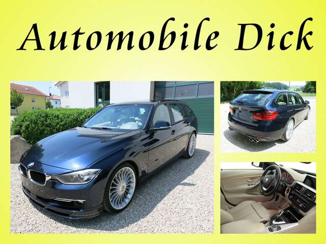 BMW 335 Alpina D3 Biturbo Allrad