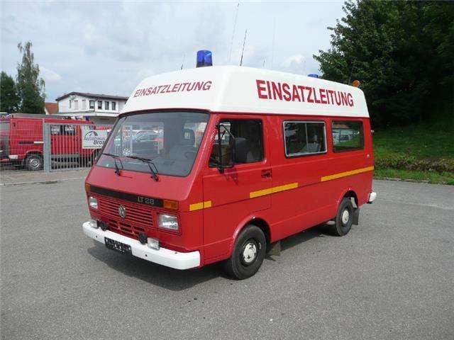 Volkswagen LT LT 28 D / LT 31 D * Hochdach * original 16 tkm *