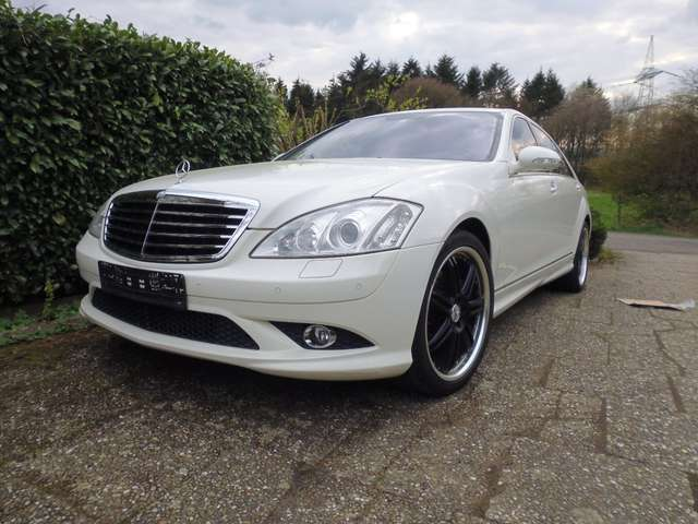 Mercedes-Benz S 550 Lang,  Massage, SSD, Softclose