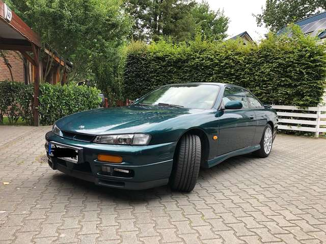 Nissan 200 SX Turbo 16V edition