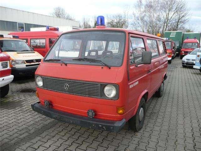 Volkswagen T3 Caravelle T3 Bus 2.0 luftgekühlt * 1.Hand * wenig km *