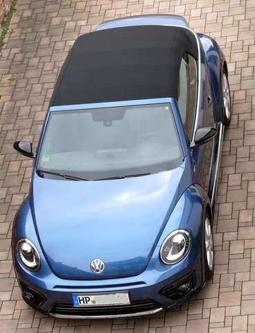 Volkswagen Beetle The  Cabriolet 2.0 TSI DSG (BlueMotion Tech) R-Lin